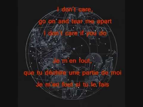 A sky full of star Lyrics + Traduction francaise - YouTube