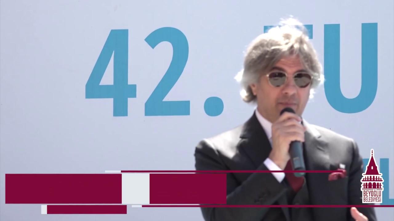 Beyoğlu'nda 42. Turizm Haftası Etkinliği
