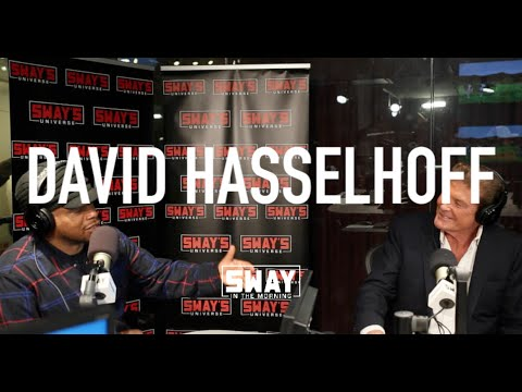 David Hasselhoff on His Kiss With Lady Gaga, the Upcoming Baywatch Movie and his New Show