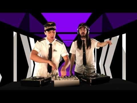 Laidback Luke & Steve Aoki ft. Lil John - Turbulence (Official Video)