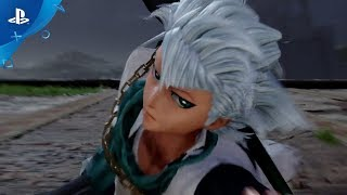 Jump Force - Toshiro Hitsugaya Trailer | PS4
