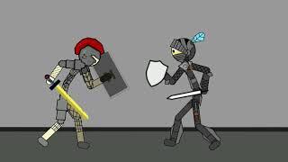 Рисуем мультфильмы 2 мини битва