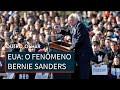 EUA: o fenômeno Bernie Sanders
