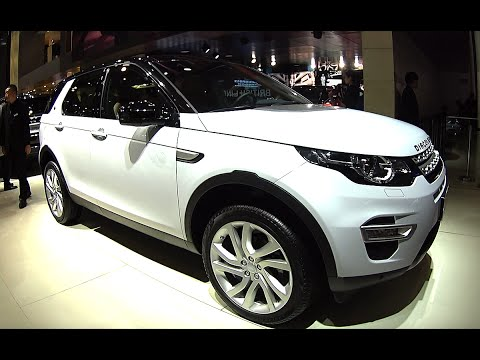 China made 2016, 2017 Land Rover Discovery Sport, new Land Rover Discovery Sport