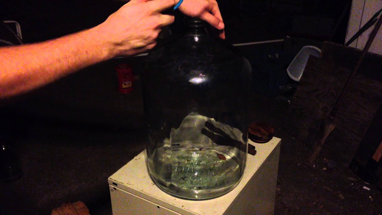 A flammable high school science experiment, supersized