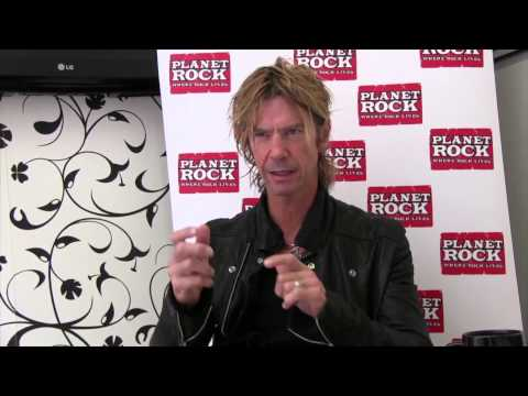 Planet Rock: Ask Duff McKagan