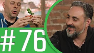 კაცები - გადაცემა 76