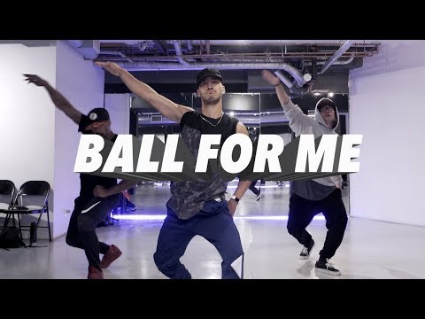 Post Malone Ft. Nicki Minaj - Ball For Me | Choreography by @alvin_de_castro