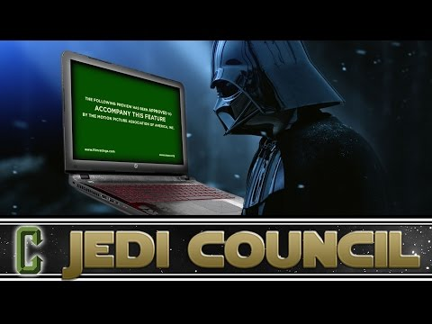 Collider Jedi Council - Force Awakens Trailer on October 19th?