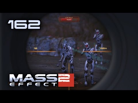 Mass Effect 2 (N7: Wrecked Merchant Freighter) Let's Play! #162