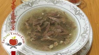 Kemik Eti Çorbası Tarifi | Kemik Suyu Çorbası Nasıl Yapılır | İşkembe Çorbası Tadında Et Çorbası