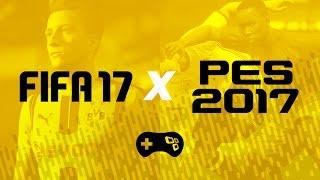 FIFA 17 x Pro Evolution Soccer 2017: qual é o melhor? - TecMundo Games