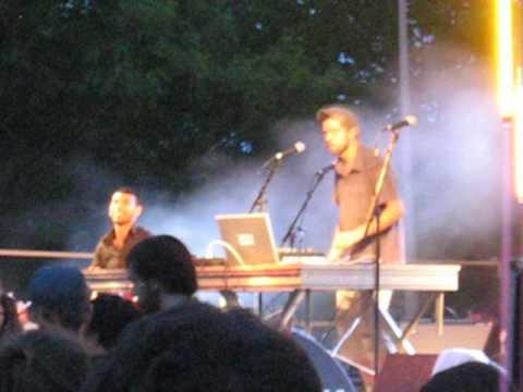 DJ STANBUL - live au Festival des Hauts de Garonne 2010