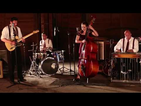 The Back Seat Beats | False Hearted Girl Rockabilly Cover