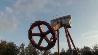 Bobbejaanland - Sledgehammer Offride - 2 Augustus 2014