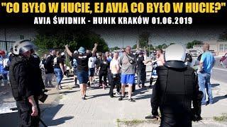 """""""Co było w Hucie, ej Avia co było w Hucie?"""": Avia Świdnik - Hutnik Kraków 01.06.2019"""
