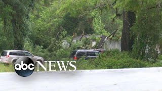 Deadly storms threatening several states