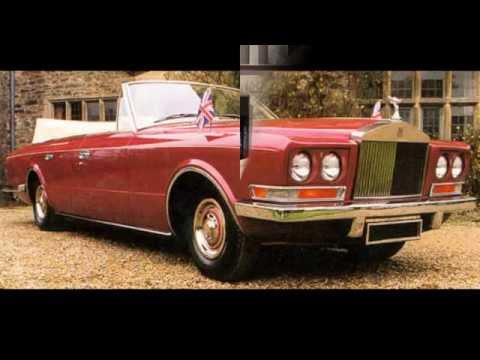1977 Rolls Royce PHANTOM VI FRUA CABRIOLET