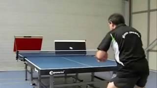 Universal ping pong Training Tool