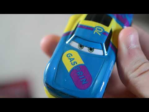 Disney Cars Die Cast Haul #3 unboxing and review