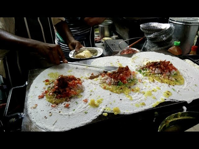 The KING of DOSA | 200 DOSAS in a Day | Chinese Dosa | Jinni Dosa | Indian Street Food