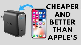 Best Way To Fast Charge iPhone X, iPhone 8, and iPhone 8 Plus