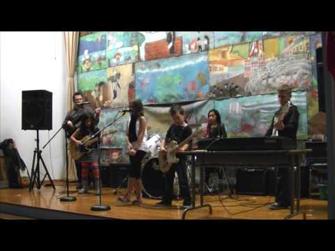 Topeka Charter Elementary Rock Concert 2012