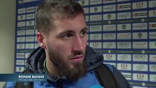 VIDEO: Après Sochaux - HAC (2-0), réaction de Romain Basque