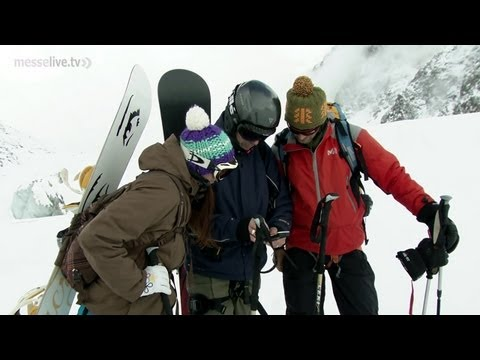 ispo 2012 Neuheit - TakWak: Outdoor-Navigation, Telefon und Walkie-Talkie