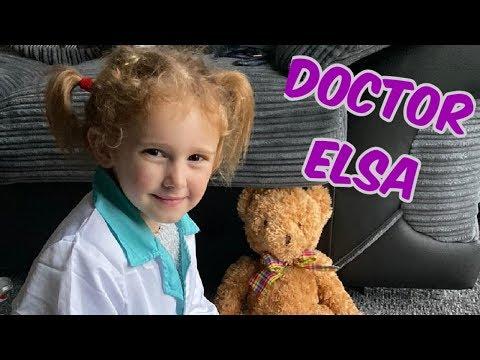 Doctor Elsa #stevesfamilyvlogs