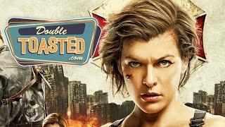 RESIDENT EVIL THE FINAL CHAPTER MOVIE REVIEW - Double Toasted Review