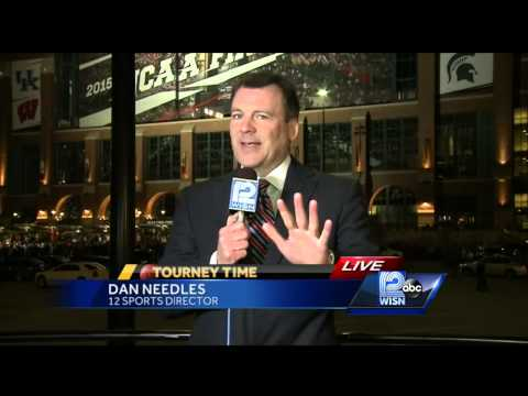 WISN 12 Sports' Dan Needles, Stephen Watson talk about Badger win