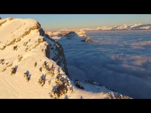 Mer de nuages à Chamechaude