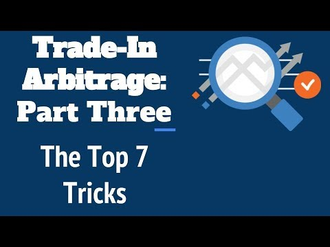 Amazon trade-in arbitrage: Top 7 Tricks
