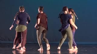 Springfield College Dance Performance Fall 2018