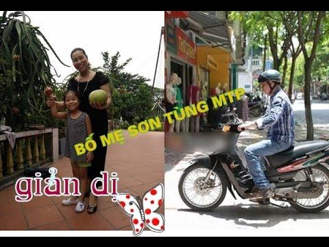 Cuộc sống giản dị không ngờ của bố mẹ Sơn Tùng M-TP