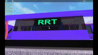 ROBLOX: Automated train testing