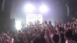 Hot Chip - Sabotage (Beastie Boys cover) @ Akasaka Blitz, Tokyo 11th Oct 2019