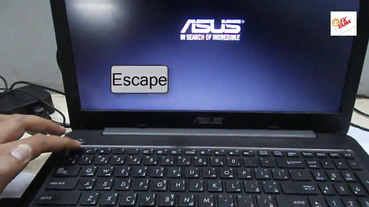 ASUS X54HR FAST BOOT DRIVERS FOR MAC