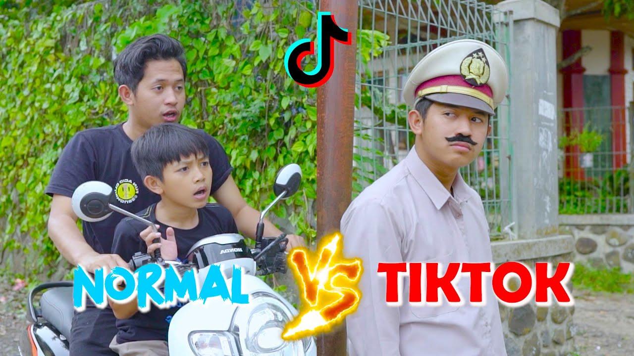 Diwan Normal VS Tiktokers PART 2 | Fikrifadlu