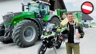 сельское хозяйство в австрии потрясающее 🇦🇹🔥