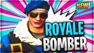NEW Royale Bomber SKIN // Fortnite Battle Royale
