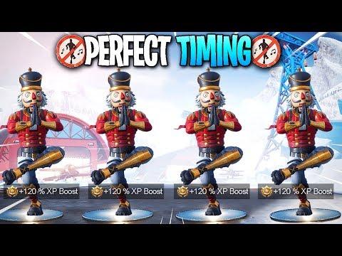 Fortnite - Perfect Timing Dance Compilation! #50 - (Season 7)