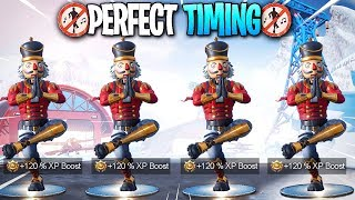 Fortnite - Perfect Timing Dance Compilation! #50 - (Season 7)