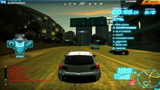 NFS WORLD multiplayer gameplay HD
