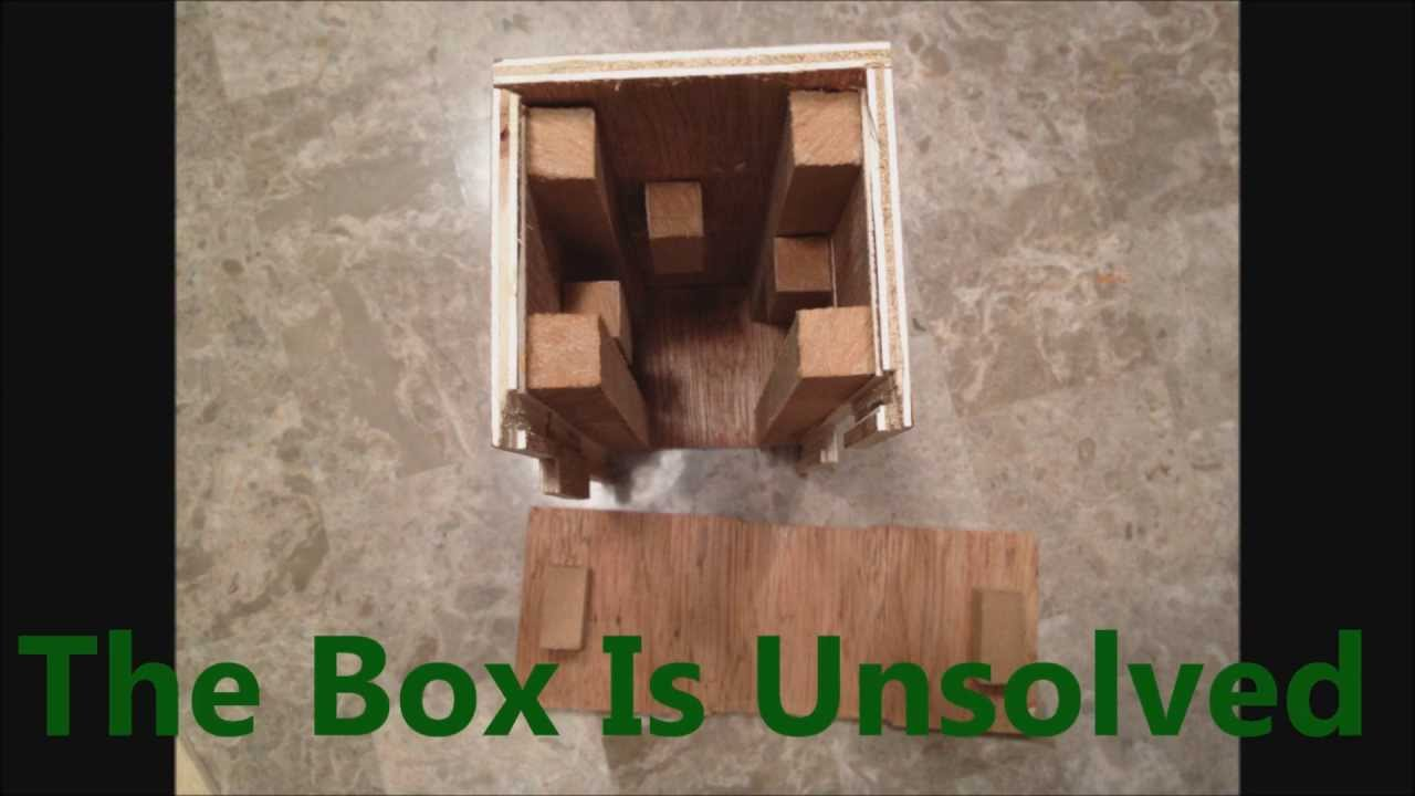 how to make puzzle boxes
