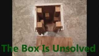 Sliding Puzzle Box (how To Make)