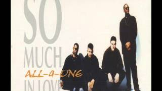 All-4-One So Much in Love (Groove Remix)
