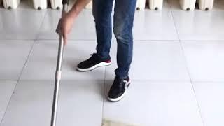 家用刮刮樂免手洗拖把懶人平板旋轉拖把乾濕兩用木地板吸水拖地把