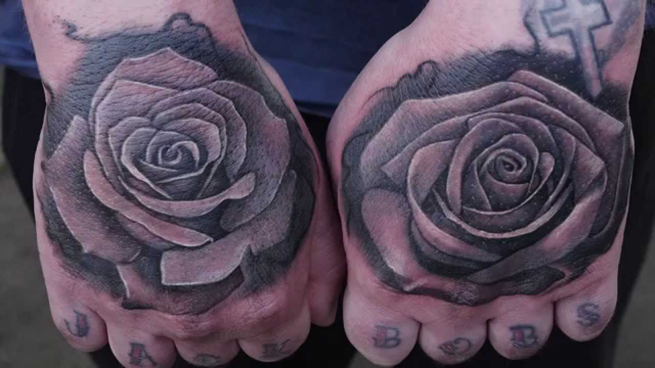 93ceecf6cec13 cliserpudo: Black And Purple Rose Tattoo Images